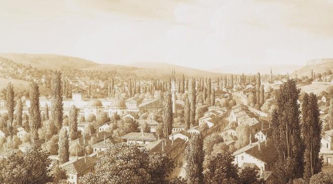 Бахчисарай — город ханов, фонтанов и ремесленников