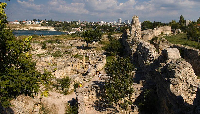 Следы империи: римское присутствие в Крыму в начале нашей эры. Д. Костромичёв