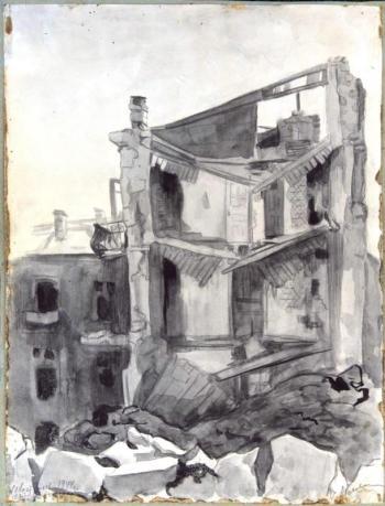 Авсиян О. А. Разрушенное жилое помещение