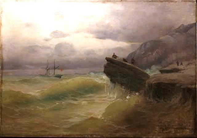 Алисов М. А. Буря