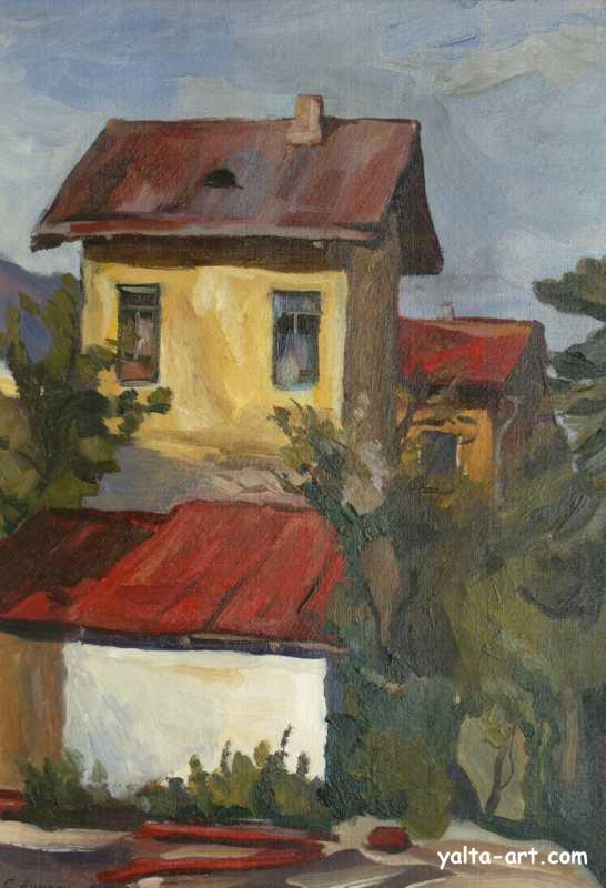 Арунян С. Алупка 1988