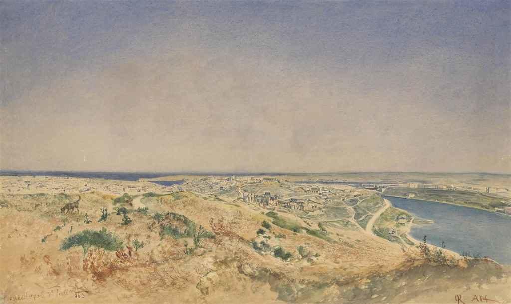 Альт. Севастополь. 1863