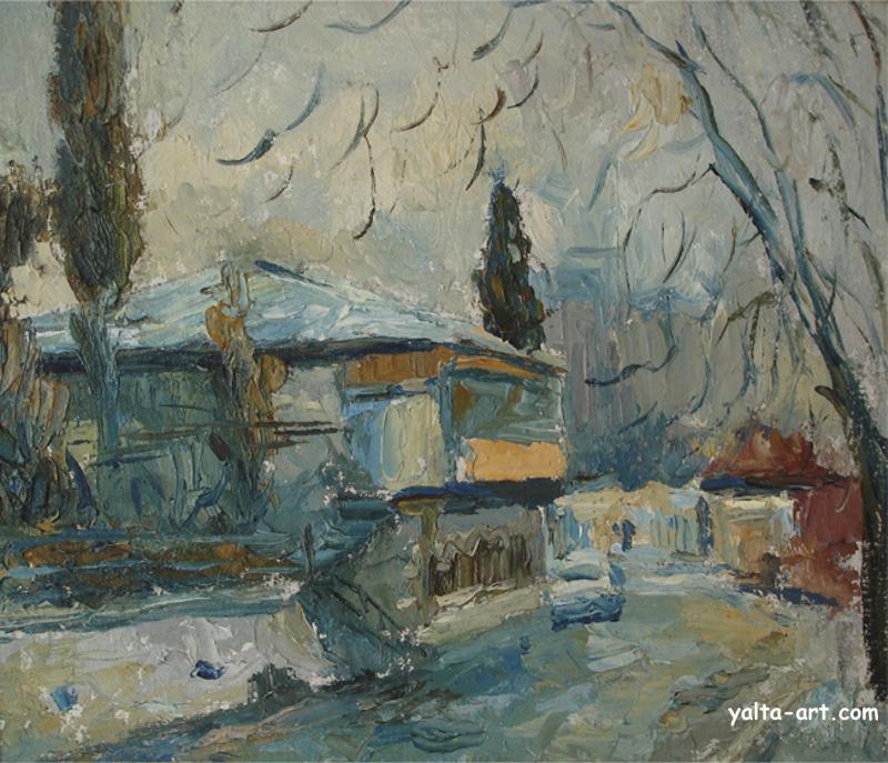 Арунян С. Кореиз. 2002