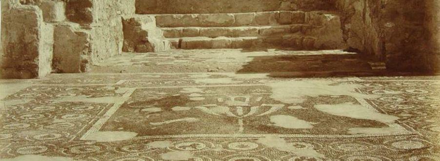 Херсонес. Мозаика из Загородного храма