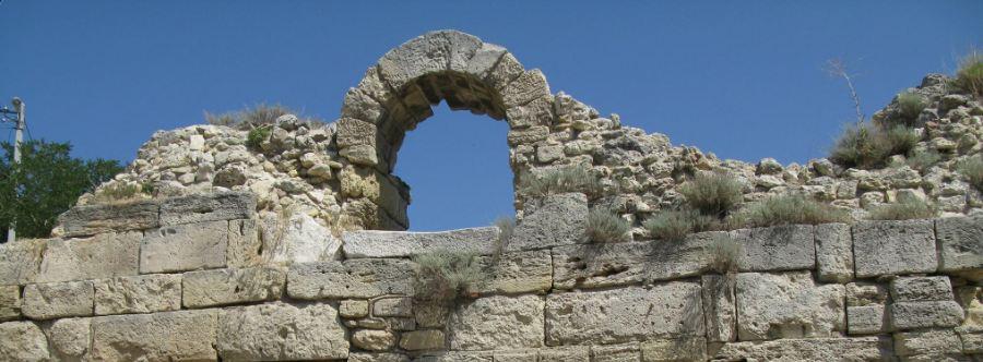 Ворота в Херосонес