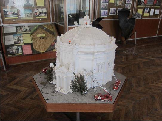 Севастополь Музей пожарного депо